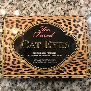 """Too Faced """"Cat Eyes eyeshadow palette"""